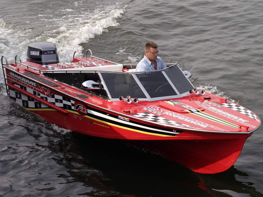 Тюнинг катера амур фото